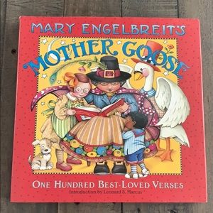 Mary Engelbreit's Mother Goose Book 📖